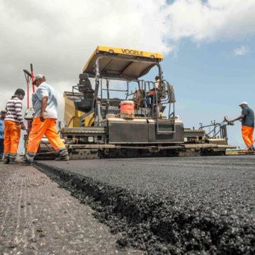 Road Construction is a (Noisy) Pain