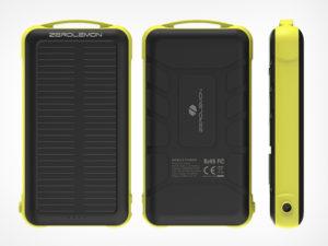 20000mAh Solar Charger, ZeroLemon SolarJuice
