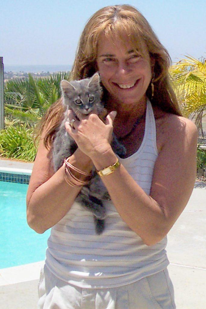 Polly Rodman (Tom Rodman's wife)